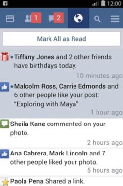 Download versi terbaru Facebook Lite untuk Android dalam