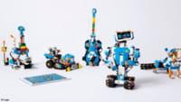 Lego Ajari Anak-Anak untuk Buat Robot