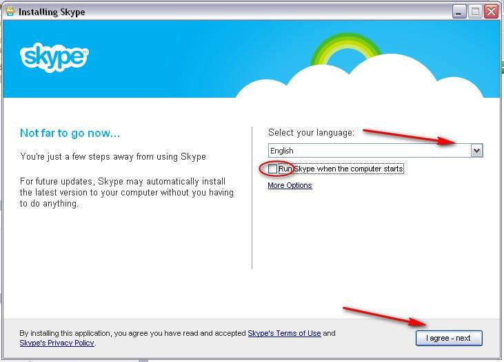 cara membuat akun skype