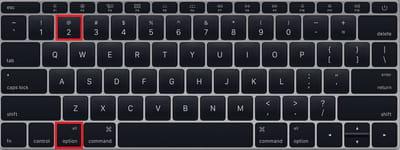 Cara Menulis Simbol At Di Laptop Ccm