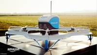 Amazon Pakai Drone untuk Kirim Barang