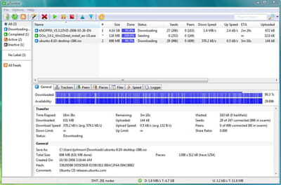 free download of utorrent for windows
