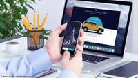 Pesan Uber Menggunakan Aplikasi LINE